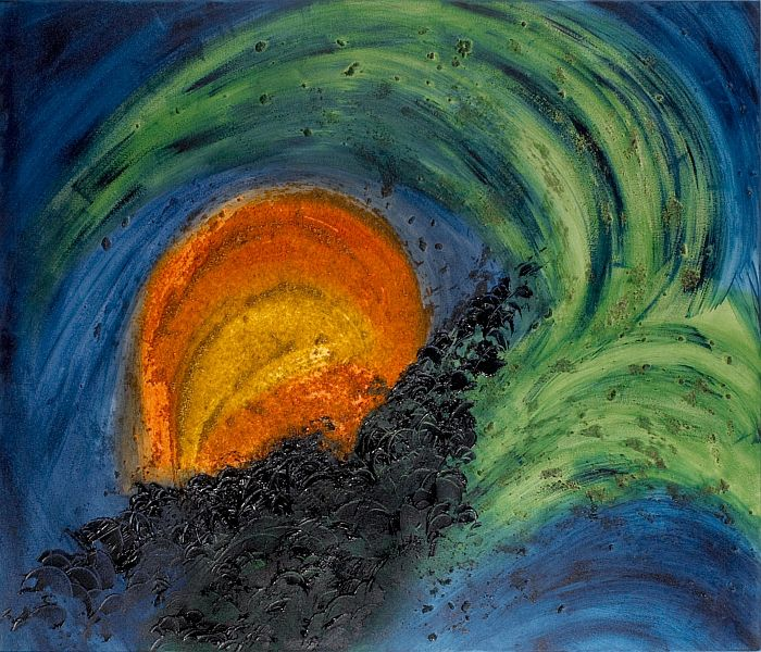 Franco - Furrah Syed - Abstract Art