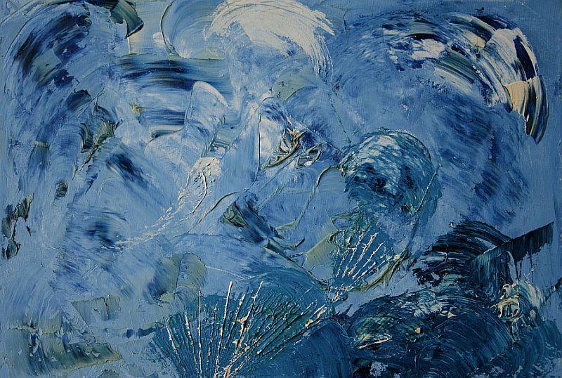 Lucas - Furrah Syed - Abstract Art