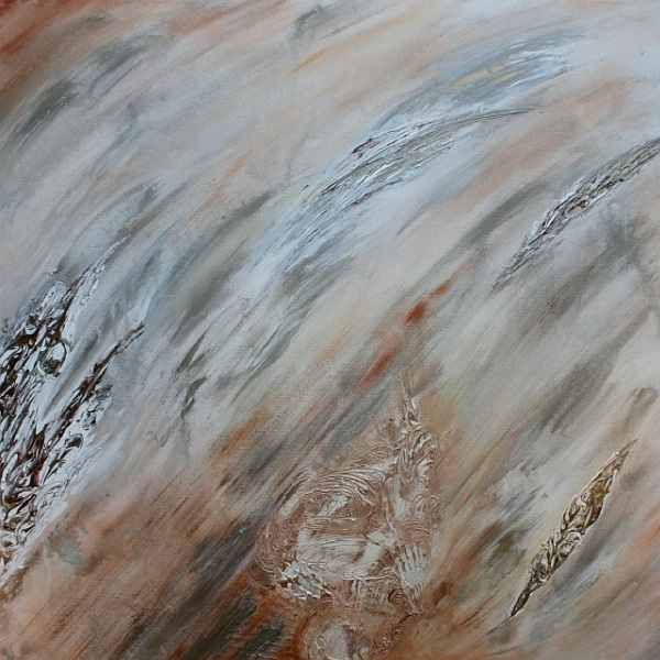 Scirocco - Furrah Syed - Abstract Art