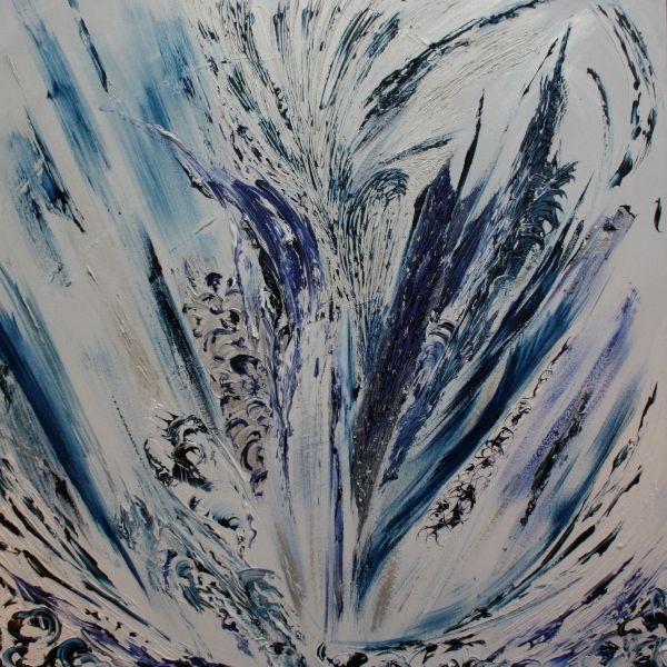 Stephania - Furrah Syed - Abstract Art