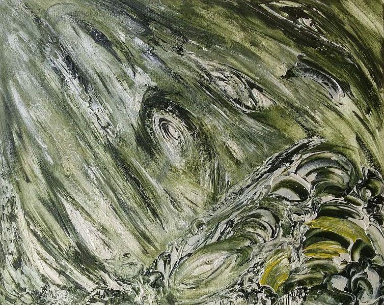 Taliesin - Furrah Syed - Abstract Art