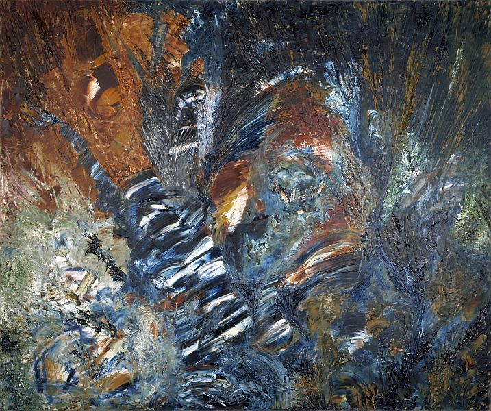 Salvatore - Furrah Syed - Abstract Art
